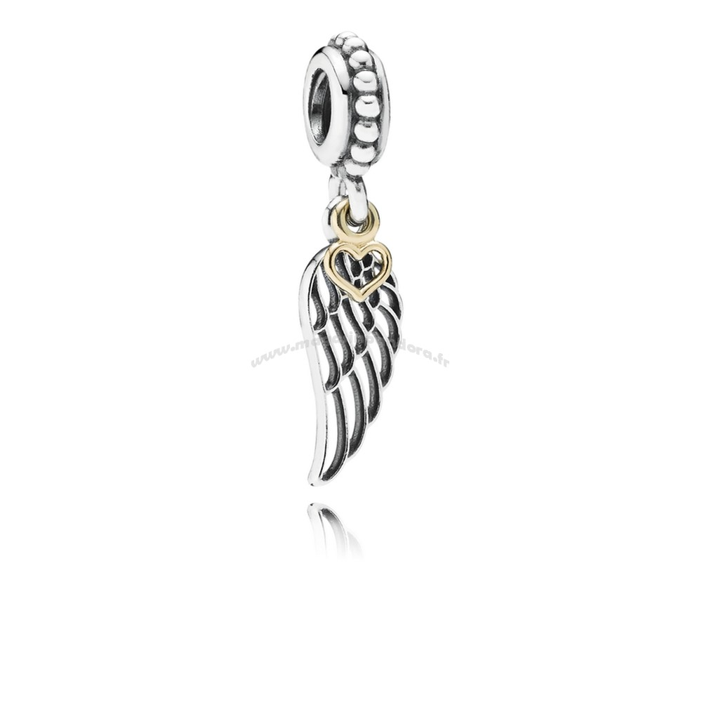 Bijoux Fantaisie PANDORA Inspirational Charms Amour Guidance Dangle Charm Accessoires